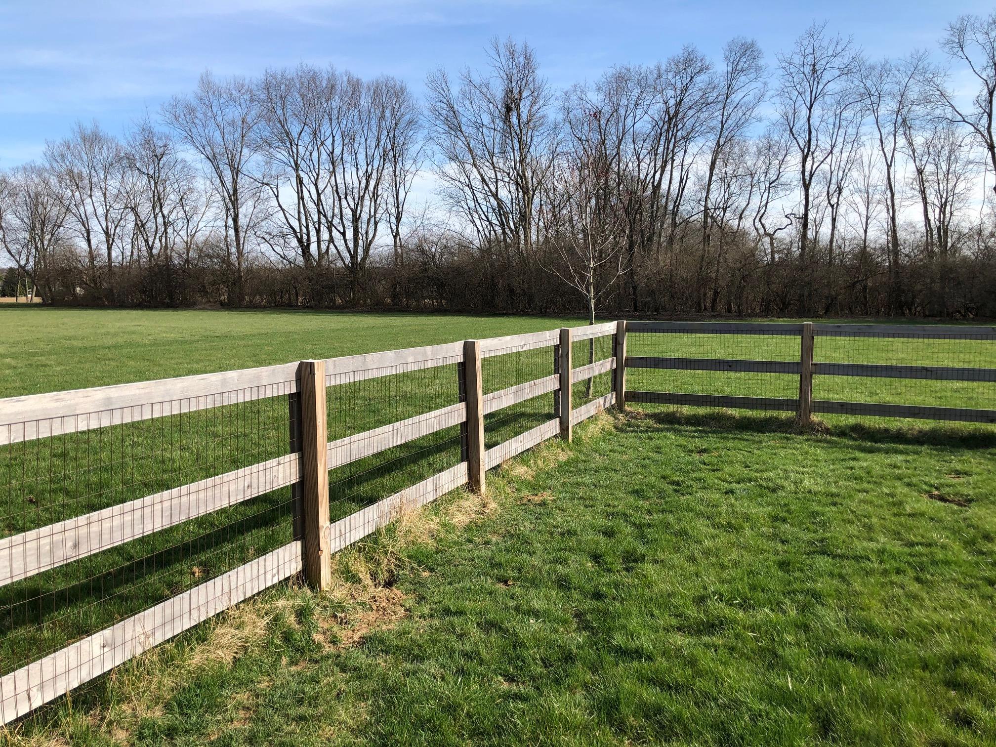 Kentucky Fence