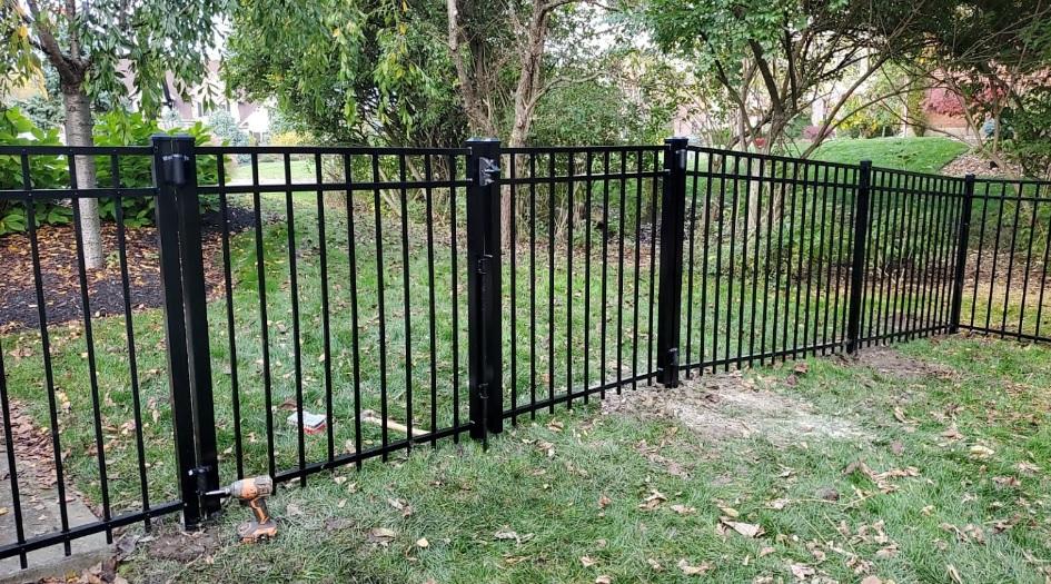 Aluminum Fence Cincinnati