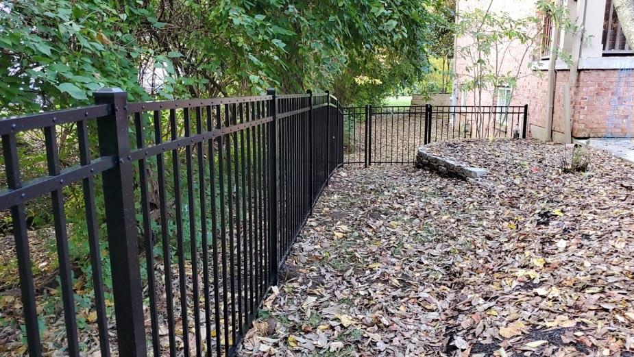 Aluminum Fence Houston
