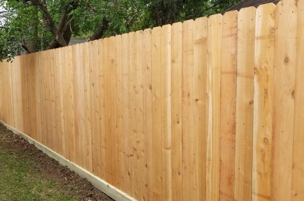 Houston Privacy Fence