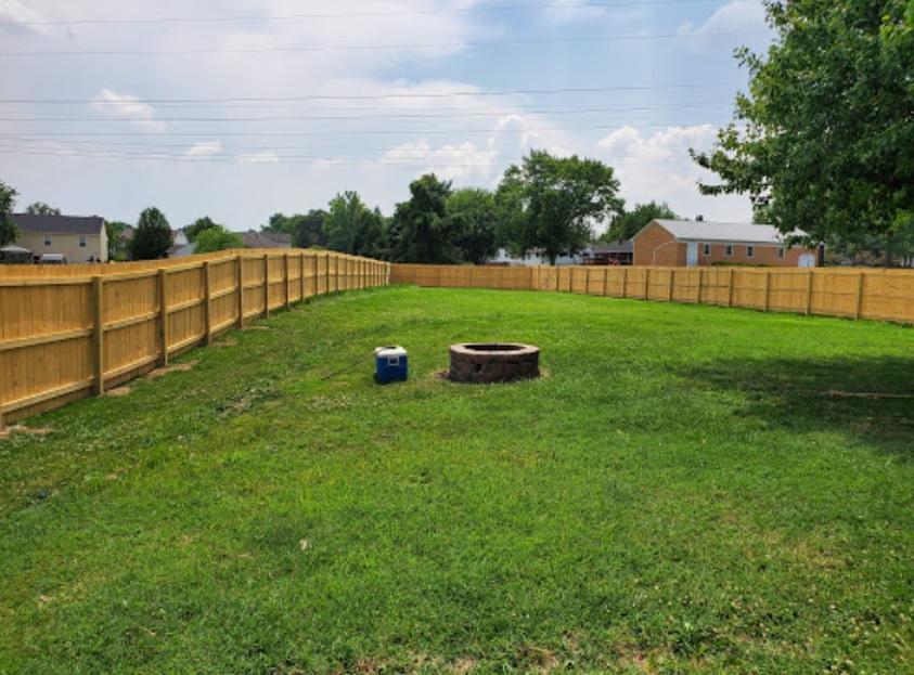 Privacy Fence Cincinnati 2