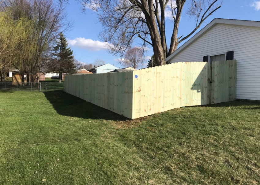 Privacy Fence Cincinnati