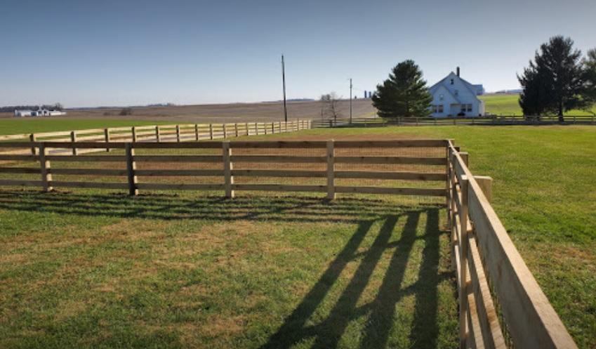 Ranch Rail Fence Cincinnati